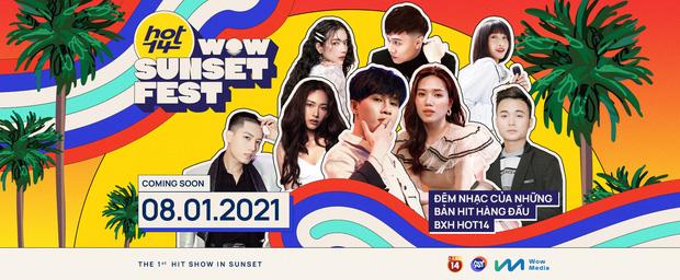 HuyR và Tùng Viu sẽ mang hit triệu view tại Wow Sunset Fest sắp tới?
