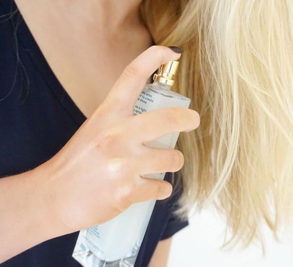 Chăm sóc tóc đúng cách với tinh dầu dưỡng tóc